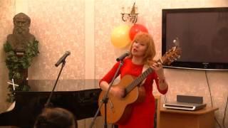 ''Ах вечер вечер''   Анетта Руж на стихи Наталии Ориан