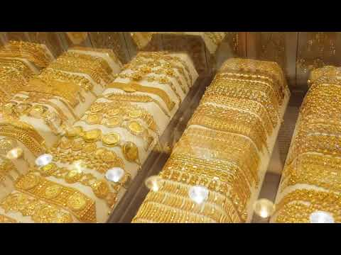 Dubai City of Gold | Dubai Gold Souk Tour 2020 | A Diaries | Vlog #27