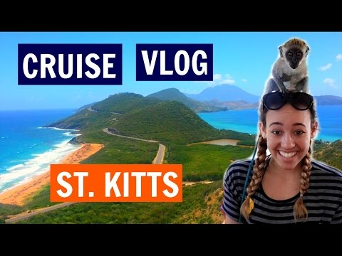 ROYAL CARIBBEAN CRUISE VLOG #3 // ST. KITTS