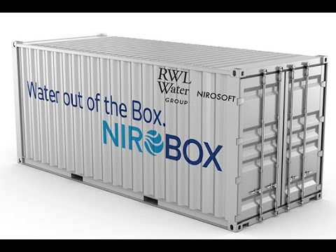 "NIROBOX ""Plug and Play"" Desalination Plant (Special Projects: Philippines)"