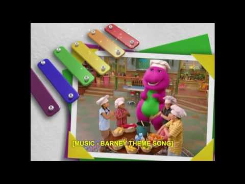 Barney Opening Theme Song Repeated 10 Minutes
