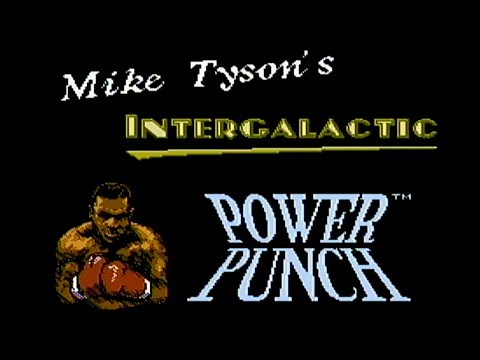 Mike Tyson's Intergalactic Power Punch - NES Gameplay