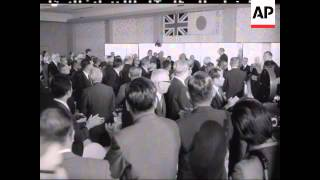 EDWARD HEATH IN JAPAN - SOUND
