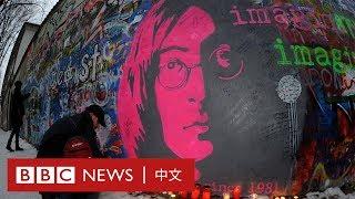 香港示威:連儂牆的歷史與由來- BBC News 中文