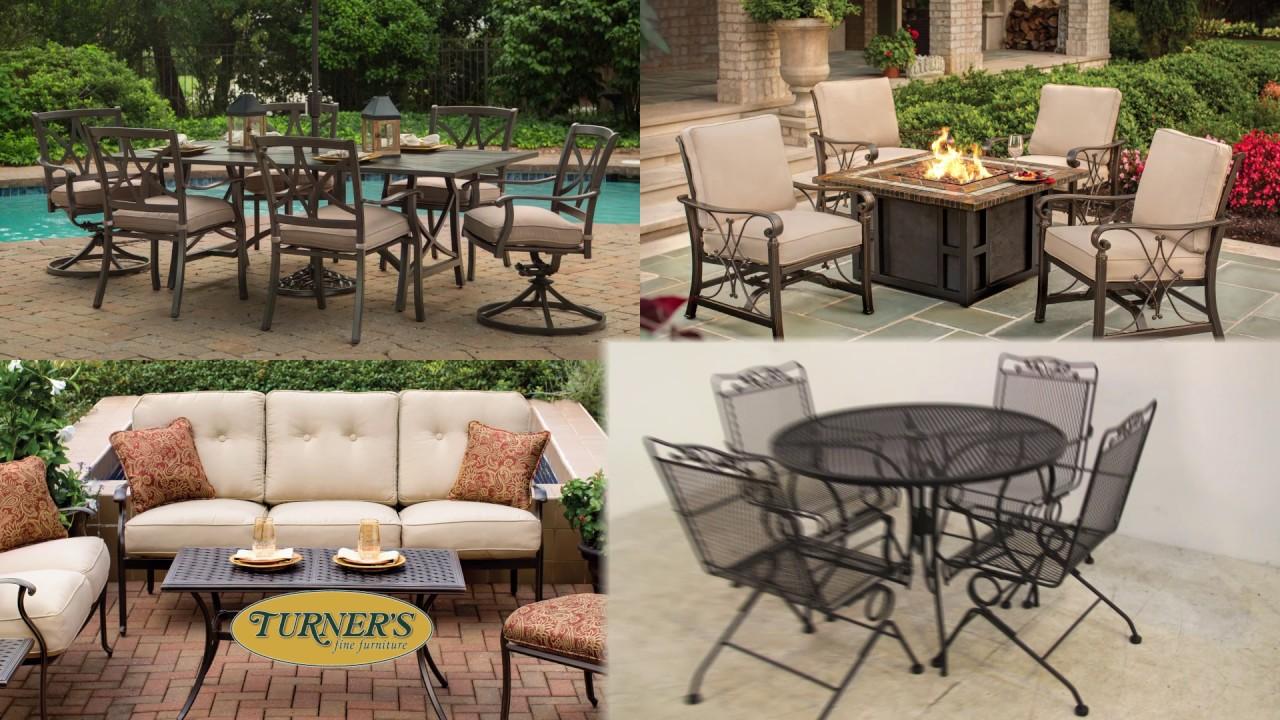 Turneru0027s Fine Furniture Outdoor Sale