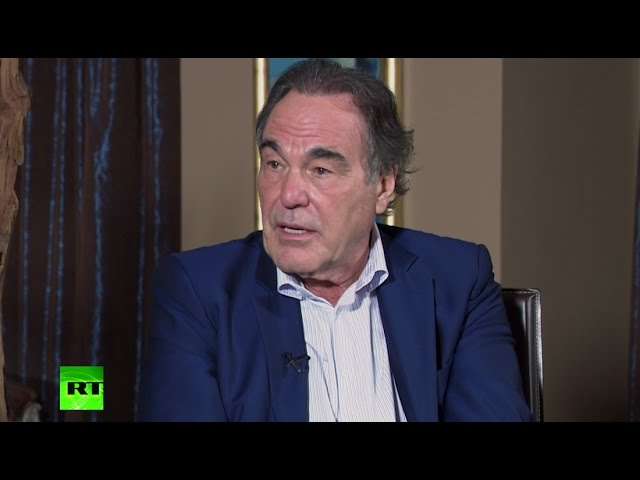 'It's a shame truth is being sacrificed' – Oliver Stone on RT UK's bank account closure