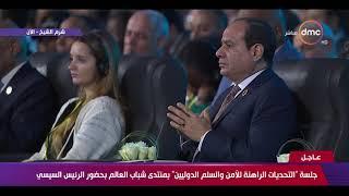 وزير الخارجية: أحداث 2011 تسببت في زعزعة الأمن والسلم الإقليمي والدولي