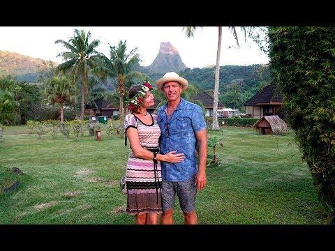 French Polynesia, Mo'orea / Sailing Aquarius #40