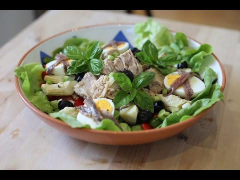 Niçoise salad :Healthy and delicious French summer recipe
