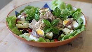 The Nicoise - Healthy and delicious summer Salad