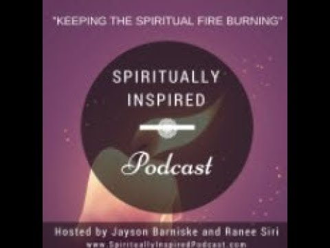 LISTEN: Unlock Your Psychic Abilities Spiritually Inspired Podcast