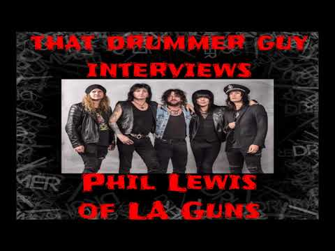 Interview with Phil Lewis of LA Guns