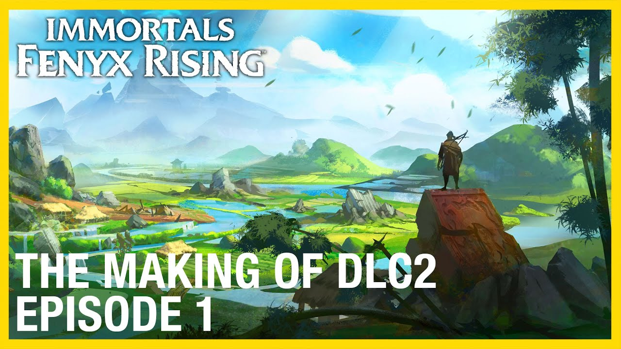 Immortals Fenyx Rising: Myths of the Eastern Realm - Behind the Scenes Video Episode 1