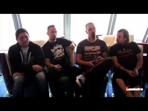 Tremonti Chats With Loudwire Aboard ShipRocked Part 2