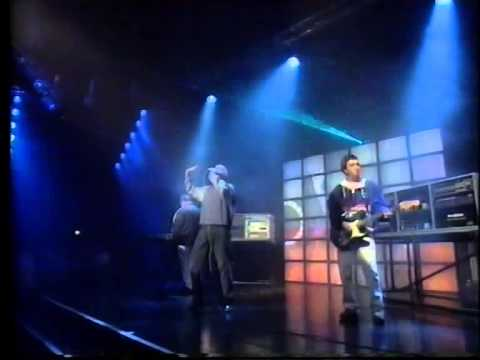 Electronic - Disappointed /Charts ( TOTP 1992 ) - YouTube