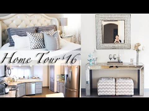Glam Home Tour + My Fall Decor 2016