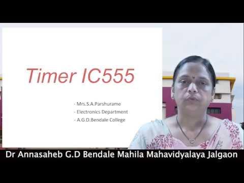Electronics: IC 555 by S A Par...