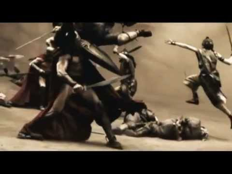 300 BEST SCENES (greek subtitles)