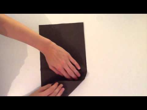 Genial Tuto: Faire Un Range Couvert En Serviette   Couverts En Origami
