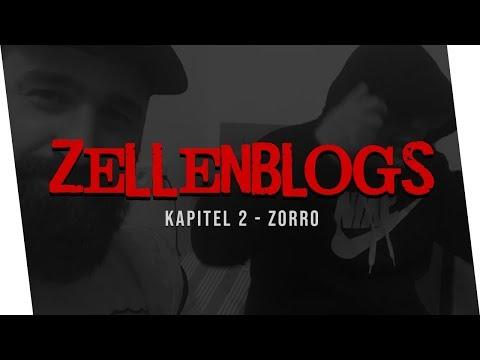 ZELLENBLOGS #2 - ZORRO   SINAN-G [JACKPOTT 08.03.2019]