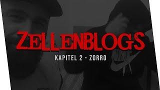 ZELLENBLOGS #2 - ZORRO | SINAN-G [JACKPOTT 08.03.2019]