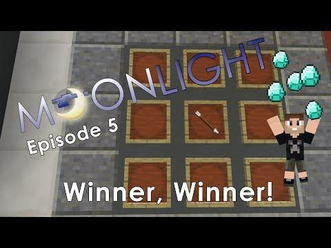 Minecraft Moonlight Server Episode 5: Winner, Winner!