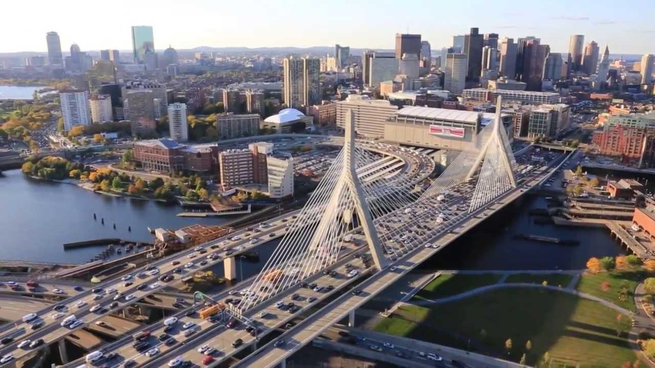 Fall In Maine Wallpaper Mi Aerial Video Boston 2 Ma 9868 Mp4 Youtube