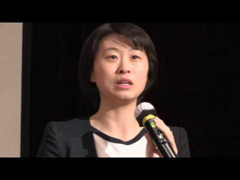 Korea's futures:changing the world through IT technology: Eun a, Seo at TEDxAjouU