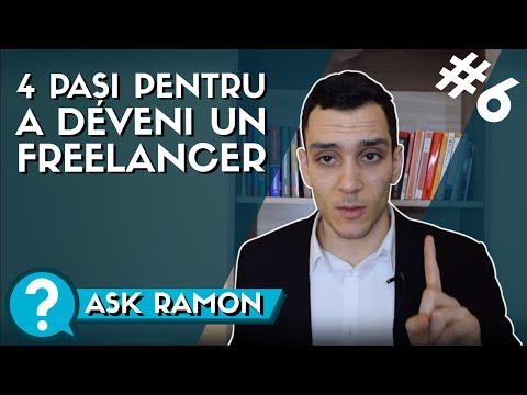 👔 4 Pasi pentru a deveni un Freelancer (de Succes) | Ask Ramon #6