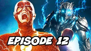 The Flash 4x12 - Savitar and New Powers TOP 10 WTF and Episode Easter Eggs