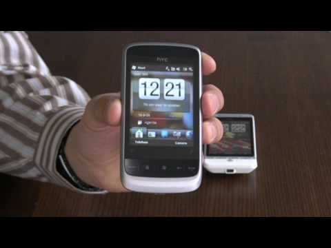 HTC Touch2 Video Review