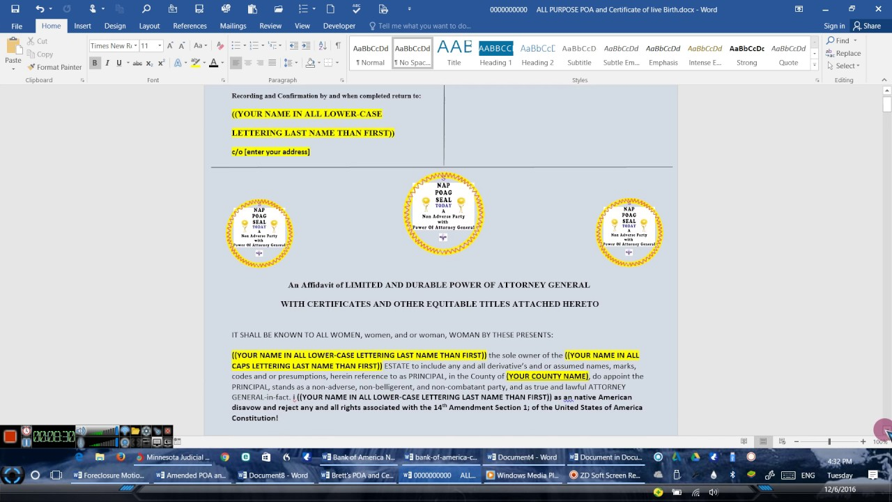 Infant estate birth certificate update the new affidavit and infant estate birth certificate update the new affidavit and recording 12 06 2016 aiddatafo Choice Image