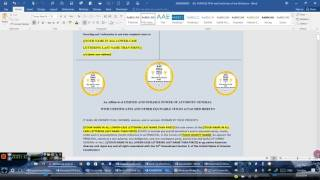 INFANT ESTATE BIRTH CERTIFICATE UPDATE the new affidavit and recording    12 06 2016