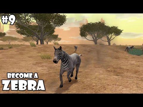 Ultimate Savanna Simulator - Zebra - Android/iOS - Gameplay Part 9