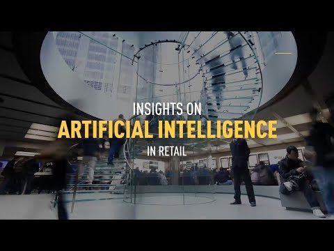 The Role of Artificial Intelligence in Retail