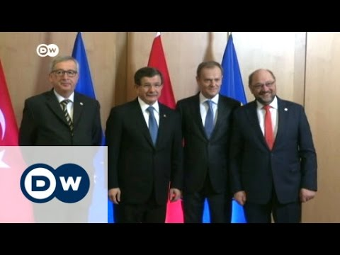 Much hangs in the balance at EU summit | DW News