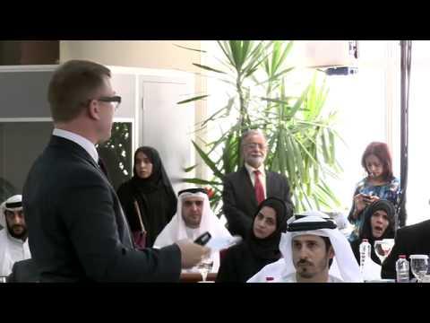 Event: Dubai Smart Cities Forum - Session 4