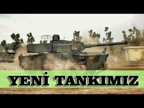 Türkiye' Nin 2. Tankı Başarı Ile Üretiliyor