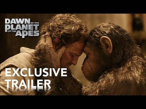 Dawn of the Planet of the Apes | Official Trailer #2 HD | 20