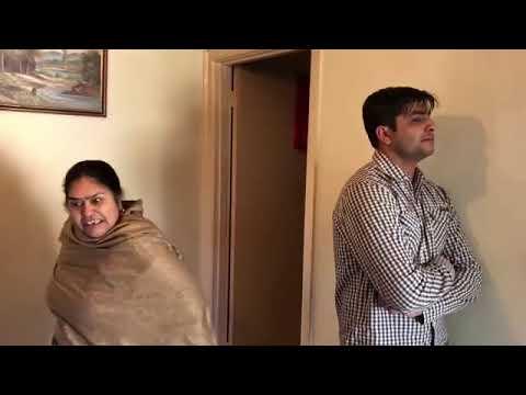 ਬਾਪੂ ਬਾਪੂ ਕਹਿੰਦੇ ਸੀ ਬੜੇ ਨਜ਼ਾਰੇ ਲੈਂਦੇ ਸੀ   Mr Sammy Naz   Tayi Surinder Kaur   Funny Video