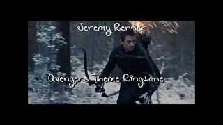 Jeremy Renner - Avengers Theme Ringtone