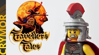 Traveller's Tales, Before Lego | CryMor