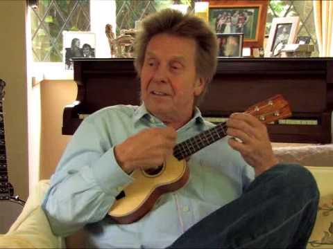Joe Brown ukulele lesson