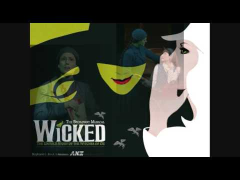 Dear Old Shiz - Wicked The Musical