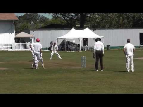 Canada vs Netherlands (Cricket - Intercontinental Cup 2013)