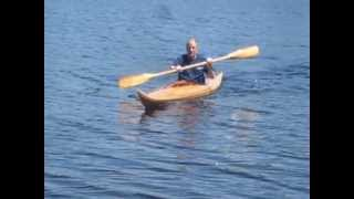 Guillemot Kayak Test Run 2103