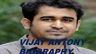 Vijay antony biography