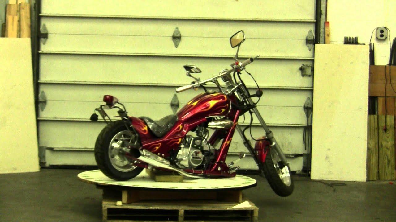 Youtube Peace 110cc Mini Chopper Wiring Diagram Pit Bike 110 Sports