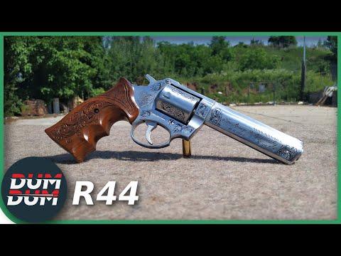 Zastava R44 King Kraguj (.44 Magnum), Opis Revolvera