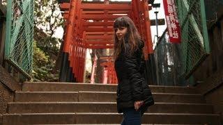 Bye Bye Tokyo! :-(